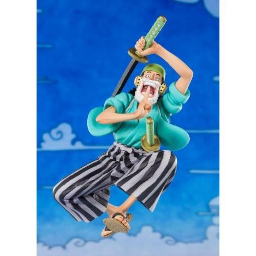 One Piece - Figuarts ZERO Usopp (Usohachi) 12cm (EU)