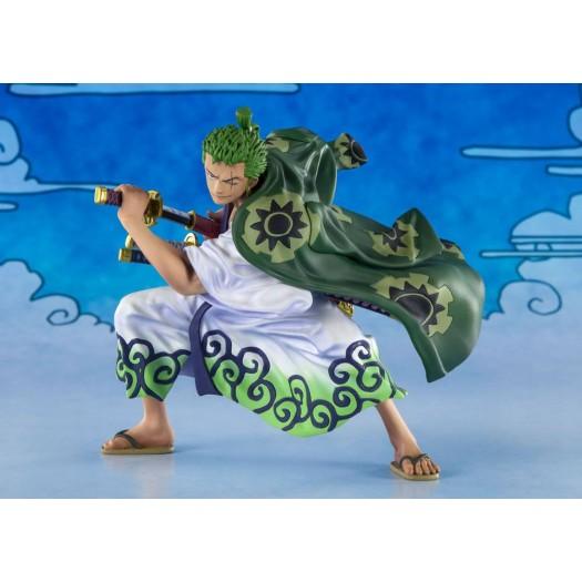 One Piece - Figuarts ZERO Roronoa Zoro (Zorojuro) 11cm (EU)