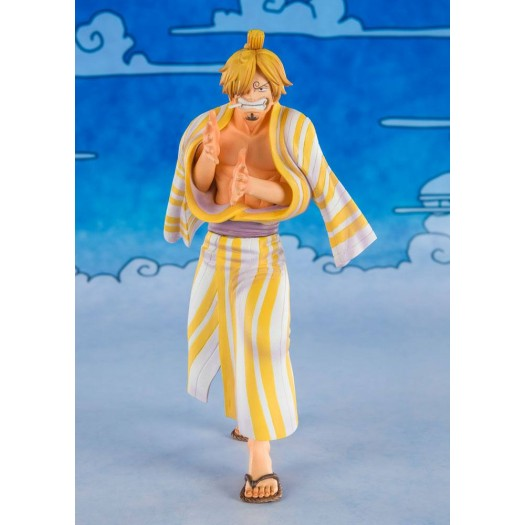One Piece - Figuarts ZERO Sanji (Sangorou) 14cm (EU)