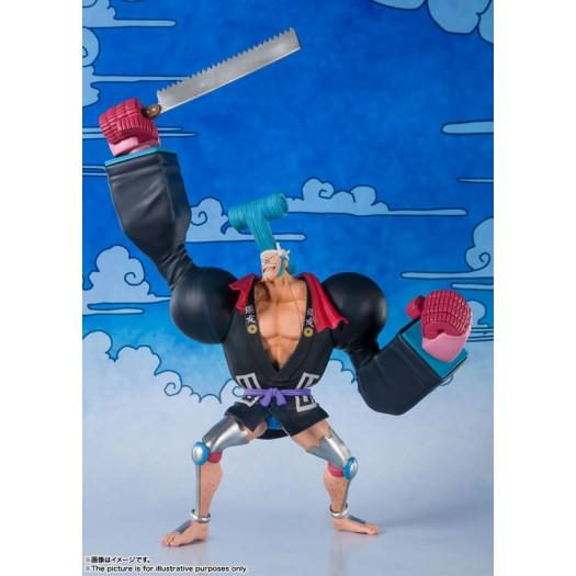 One Piece - Figuarts ZERO Franky (Franosuke) 22cm (EU)
