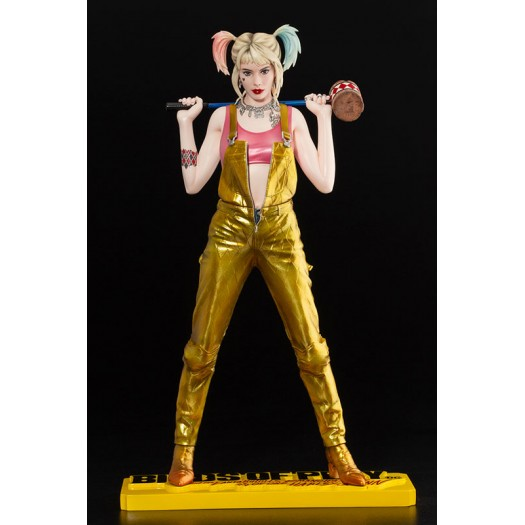 Birds of Prey (and the Fantabulous Emancipation of One Harley Quinn) - ARTFX Harley Quinn 1/7 31cm (EU)