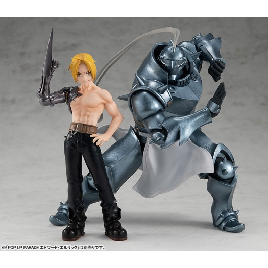 Fullmetal Alchemist - POP UP Parade Edward & Alphonse Elric 15,5-17cm
