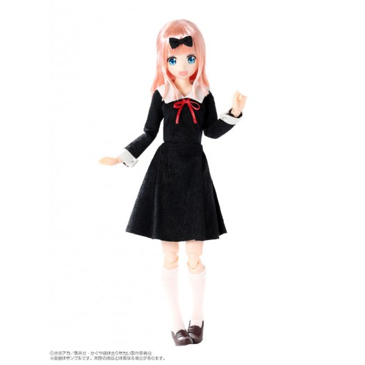 Kaguya-sama: Love is War - Pureneemo Character Series 123 Fujiwara Chika 1/6 25cm Body M (JP)