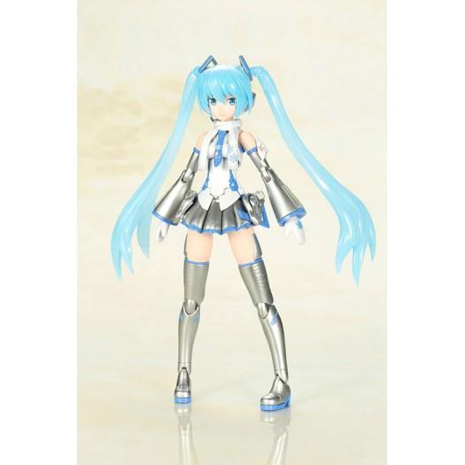 Vocaloid / Frame Arms Girl - Snow Miku Plastic Kit 15cm (EU)
