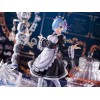 Re:ZERO -Starting Life in Another World- - Artist Masterpiece Rem Winter Maid Image Ver. 23-27cm