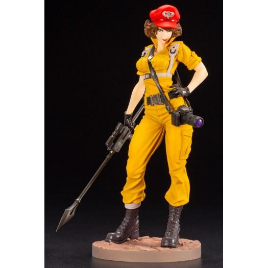 G.I. Joe: A Real American Hero - G.I. JOE Bishoujo Lady Jaye Canary Ann Color Limited Edition 1/7 23,5cm (EU)