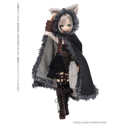 Alvastaria Tio -Seamstress Little Red Riding Hood & Wolf of the Forest- 1/6 XS Body