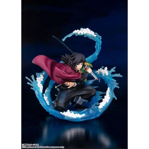 Demon Slayer: Kimetsu no Yaiba - Figuarts ZERO Tomioka Giyuu -Water Breathing- 17cm (EU)