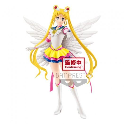 Sailor Moon Eternal - Glitter & Glamours Eternal Sailor Moon Ver. A 23cm