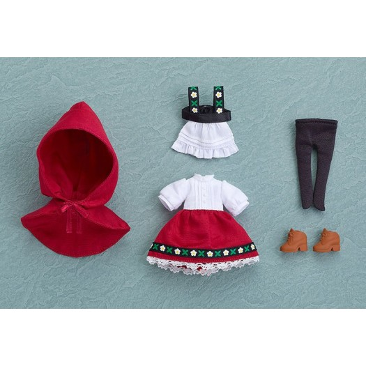 Nendoroid Doll: Clothes Set Little Red Riding Hood (EU)