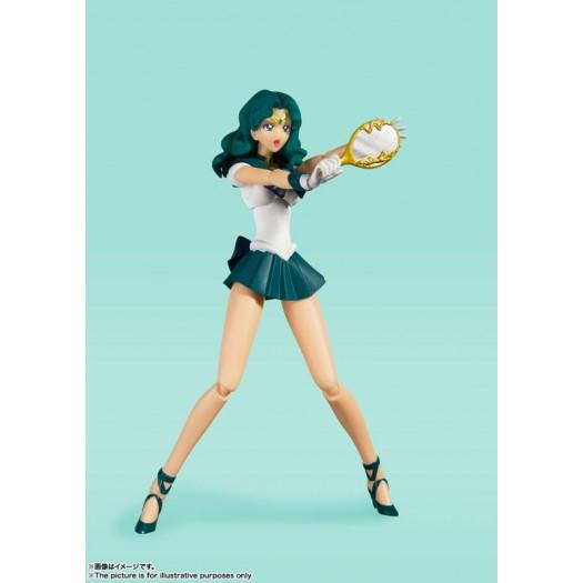 Bishoujo Senshi Sailor Moon - S.H. Figuarts Sailor Neptune -Animation Color Edition- 15cm (EU)