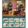 Petit Sample Series Witch's House BOX 8 pezzi (JP)
