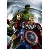 Avengers - S.H. Figuarts Hulk -AVENGERS ASSEMBLE EDITION- 20cm