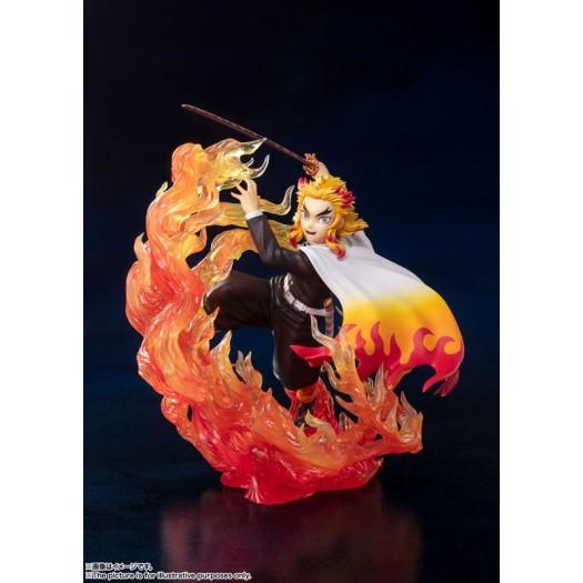 Demon Slayer: Kimetsu no Yaiba - Figuarts ZERO Rengoku Kyojuro -Flame Breathing- 18cm (EU)