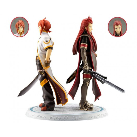 Tales of the Abyss - Luke & Asch -Meaning of Birth- 1/8 24cm w/Exclusive Bonus (EU)