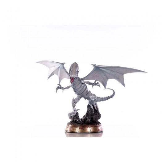 Yu-Gi-Oh! Duel Monsters - Blue-Eyes White Dragon White Edition 35cm