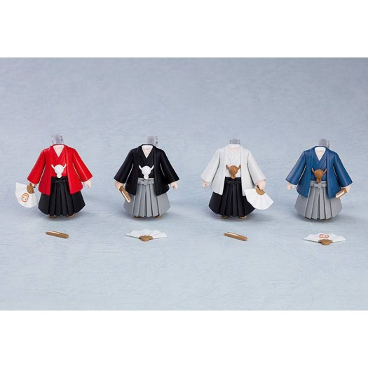 Nendoroid More: Dress Up Coming of Age Ceremony Hakama BOX 4 pezzi Exclusive