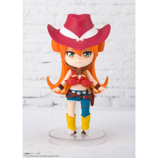 Back Arrow - Figuarts mini Elsha Lean 9cm