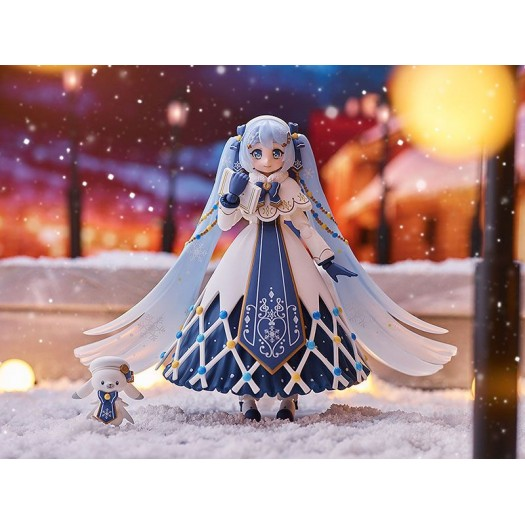 Vocaloid / Character Vocal Series 01 - figma Snow Miku: Glowing Snow Ver. 14,5cm Exclusive
