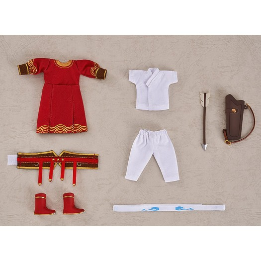 The Master of Diabolism - Nendoroid Doll Clothes Set Lan Wangji Qishan Night-Hunt Ver. (JP)