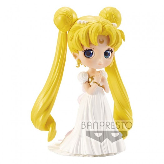 Bishoujo Sensi Sailor Moon - Q Posket Princess Serenity 14cm