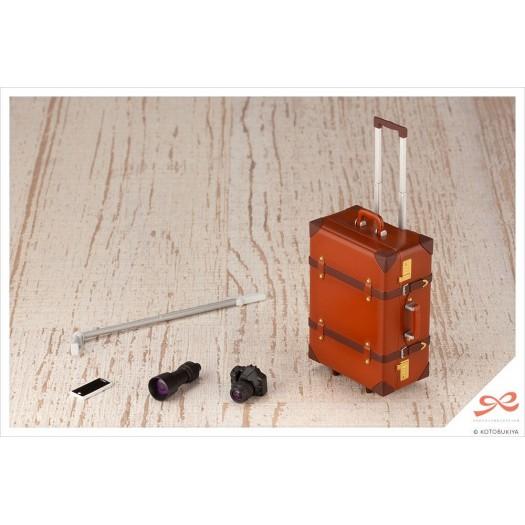 Sousai Shojo Teien - After School Travel Time Plastic Model Kit 1/10 6,1cm (EU)