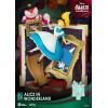 Alice in Wonderland - Disney Story Book Series D-Stage 077 Diorama Alice 15cm