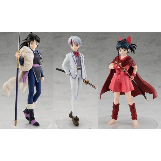 Yashahime: Princess Half-Demon - POP UP PARADE Setsuna, Higurashi Towa & Moroha 15-18cm (EU)