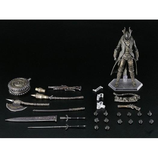 Bloodborne: The Old Hunters Edition - figma Hunter 367-DX 15cm (EU)