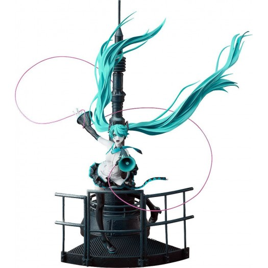 Vocaloid / Character Vocal Series 01 - Hatsune Miku 1/8 Love is War Refined Ver. 28cm w/ Special Book Exclusive