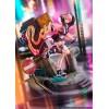 Re:ZERO -Starting Life in Another World- - Ram Neon City Ver. 1/7 24,4cm Exclusive