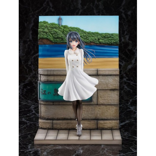 Rascal Does Not Dream of Bunny Girl Senpai - Makinohara Shouko Enoshima Ver. 28cm Exclusive