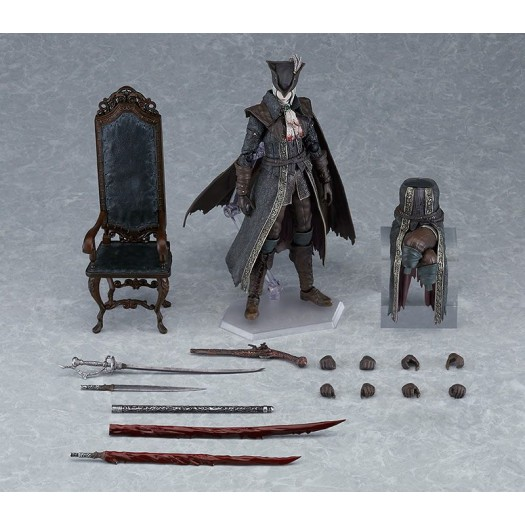 Bloodborne The Old Hunters Edition - figma Lady Maria of the Astral Clocktower DX Edition 536-DX 16,5cm (EU)
