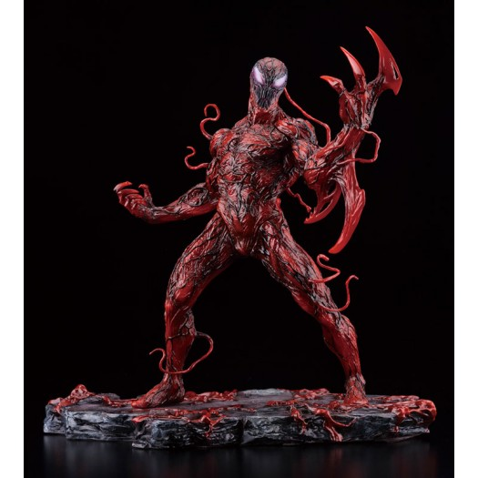 Marvel Universe / Venom - ARTFX+ Carnage Renewal Edition 1/10 20cm (EU)