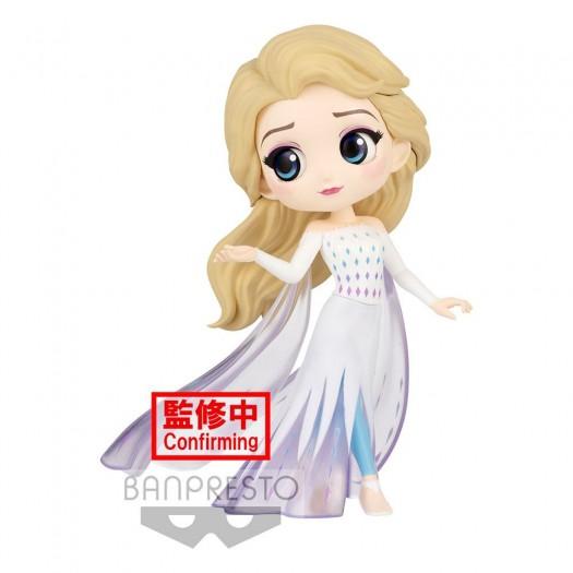 Frozen 2 - Disney Q Posket Elsa Ver. A 14cm