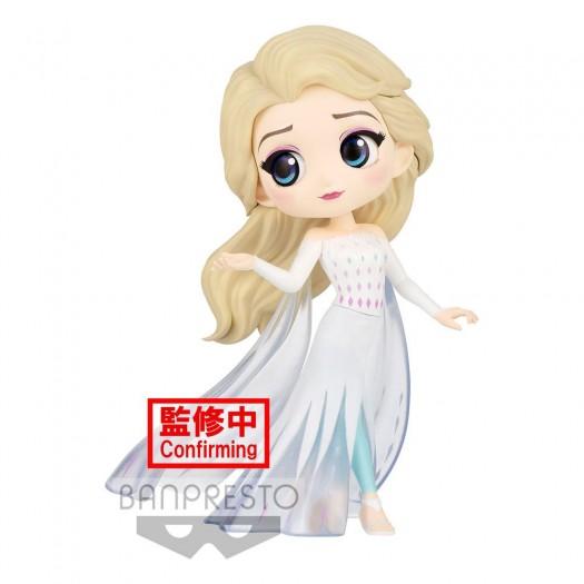 Frozen 2 - Disney Q Posket Elsa Ver. B 14cm