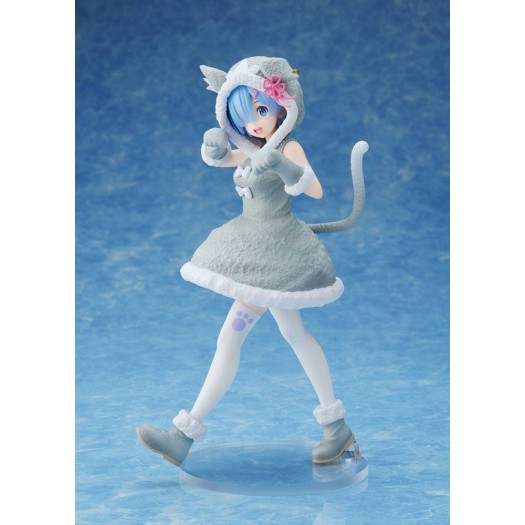 Re:ZERO -Starting Life in Another World- - Coreful Figure Rem Puck Image Ver. 20cm