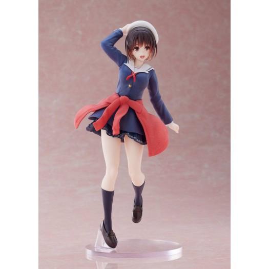 Saenai Heroine no Sodatekata - Coreful Figure Kato Megumi Uniform Ver. 20cm