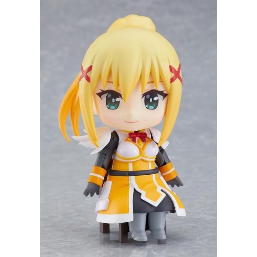 Kono Subarashii Sekai ni Shukufuku wo! Kurenai Densetsu - Nendoroid Swacchao! Darkness 9cm (EU)
