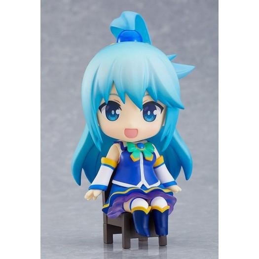 Kono Subarashii Sekai ni Shukufuku wo! Kurenai Densetsu - Nendoroid Swacchao! Aqua 9cm (EU)
