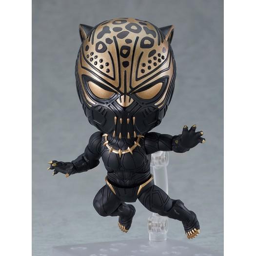 Black Panther - Nendoroid Erik Killmonger 1704 10cm (JP)