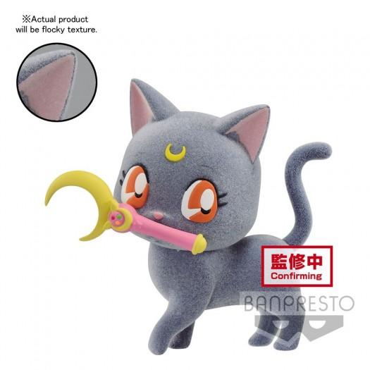 Sailor Moon Eternal The Movie - Fluffy Puffy Luna Ver. A 7cm