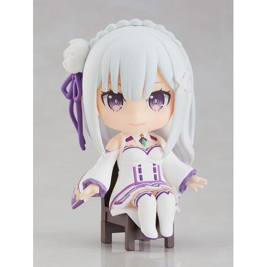 Re:ZERO -Starting Life in Another World- - Nendoroid Swacchao! Emilia 9cm (EU)