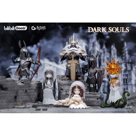 Dark Souls - Deformed Figure Vol. 2 BOX 6 pezzi 11cm (EU)