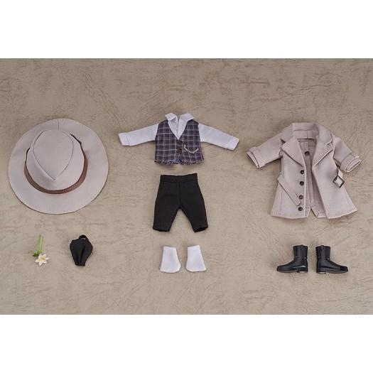 Mr Love: Queen's Choice - Nendoroid Doll Outfit Set Gavin (Haku) Min Guo Ver. (EU)