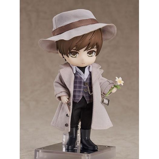 Mr Love: Queen's Choice - Nendoroid Doll Gavin (Haku) Min Guo Ver. 14cm (EU)