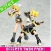 Vocaloid Character Vocal Series 02 - Kagamine Rin & Len 1/8 Twin Pack (EU)