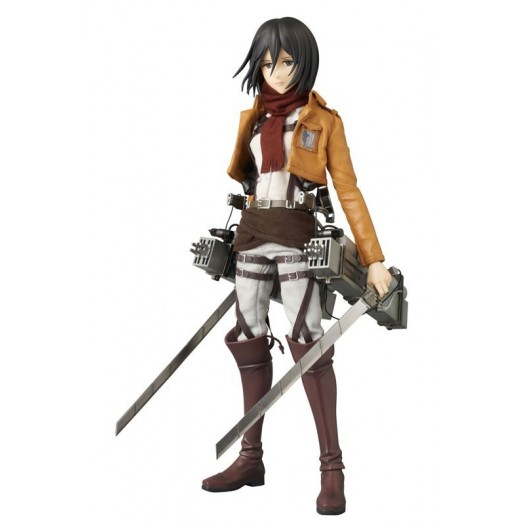Attack on Titan (Shingeki no Kyojin) - R.A.H. Mikasa Ackerman 1/6 with initial bonus 30cm (JP)