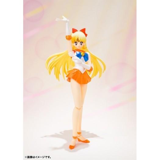 Bishoujo Senshi Sailor Moon - S.H. Figuarts Sailor Venus 14cm (JP)