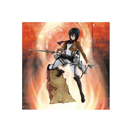 Attack on Titan (Shingeki no Kyojin) - Mikasa Ackerman Figure 19cm
